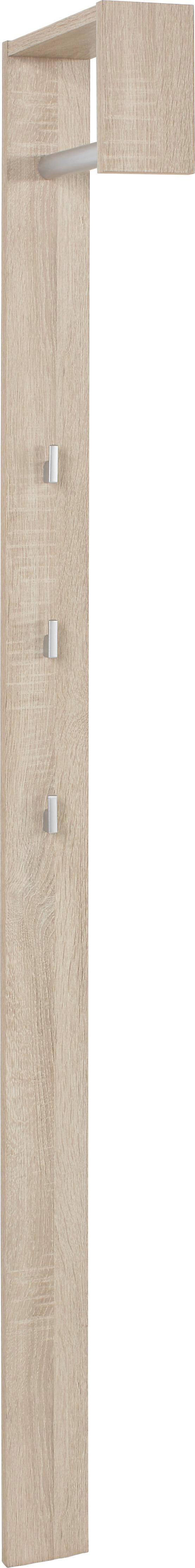 Garderobenpaneel Senex - Sonoma Eiche, MODERN, Holz (10/170/33cm)