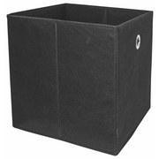 e9588c1b6e Skládací Krabice Cubi - černá