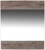 Garderobenkombination Monza New 2 - Eichefarben/Weiß, MODERN, Holzwerkstoff (220/196/36cm)