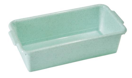 Tároló Edény Hw7a - Piros/Zöld, konvencionális, Műanyag (20/5.5/10cm)