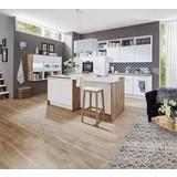 Vstavaná Kuchyňa Fashion - biela (360/215/95cm)