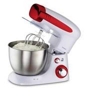 Küchenmaschine Mix Chef - Weiß, MODERN, Kunststoff (19/34/31cm)