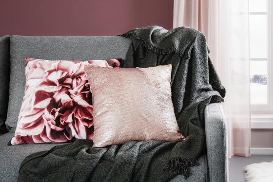 Polštář Ozdobný Aster - textil (45/45cm) - Mömax modern living