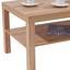 Konferenční Stolek Light - Sonoma dub, Moderní, kompozitní dřevo (90/45/55cm)