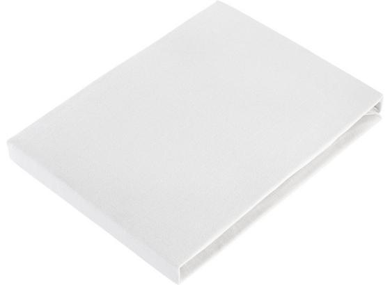Prostěradlo Napínací Basic - barvy stříbra, textil (100/200cm) - Mömax modern living