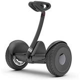 E-Scooter Ninebot S Black mit Bluetooth-Funktion - Schwarz, Basics (26/54,8/59,5cm) - Segway