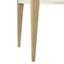 Jedálenský Stôl Nicolo - farby dubu/biela, Moderný, drevo (160/80/78,5cm) - Modern Living