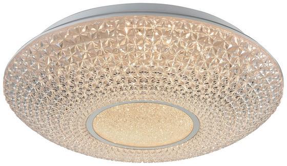 LED-Deckenleuchte Damon - ROMANTIK / LANDHAUS, Kunststoff/Metall (40/11/cm) - James Wood