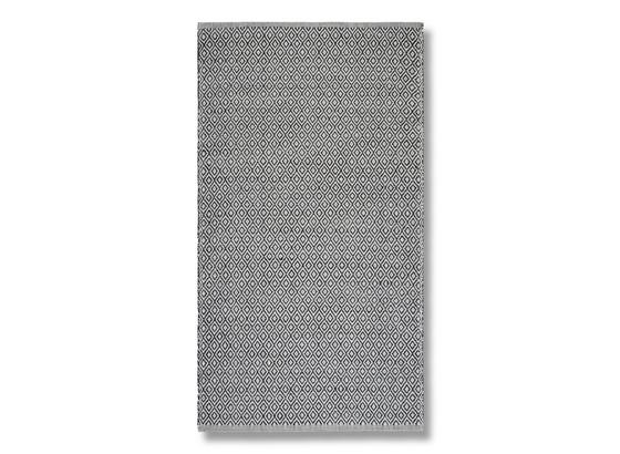 Ručné Tkaný Koberec Carola 2 - sivá, Basics, textil (80/150cm) - Mömax modern living
