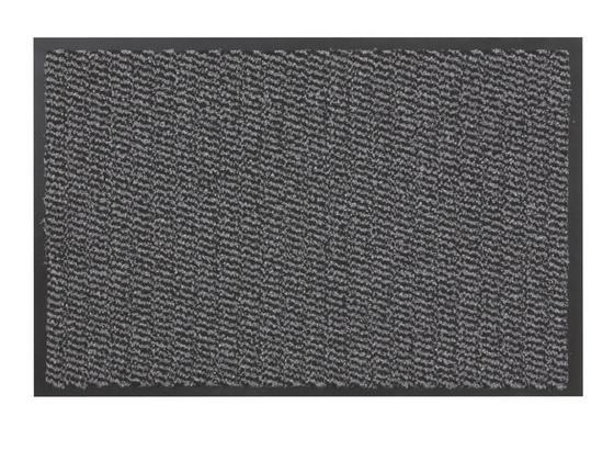 Fußmatte Layla 40x60cm - KONVENTIONELL, Textil (40/60cm) - Homezone