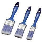 Pinselset Eco Acryl - Kunststoff - GEBOL