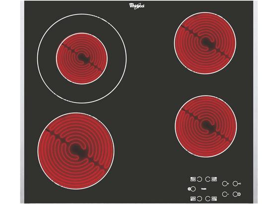 Sklokeramická Varná Deska Akt 8130/lx - černá, Moderní (58/46/51cm) - Whirlpool