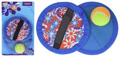 Strandjáték Szett Műanyag - Kék, Műanyag (21/6/34cm)