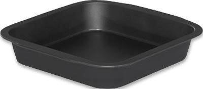 Forma Na Pečenie Teflon - čierna, Konvenčný, kov (27/25,5/5,5cm) - Mömax modern living