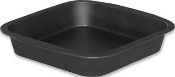 Sütőforma Teflon Bevonattal - Fekete, konvencionális, Fém (27/25,5/5,5cm)