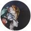 Obraz S Klínovým Rámom Staisy - viacfarebná/čierna, kov/textil (60cm) - Mömax modern living