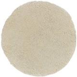 Badteppich Molly DM:80cm - Beige, MODERN, Textil (80cm) - Kleine Wolke