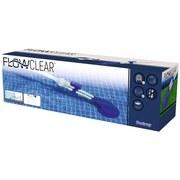 Poolsauger Aquaclimb Automatic - Blau/Weiß, MODERN, Kunststoff (68cm) - Bestway