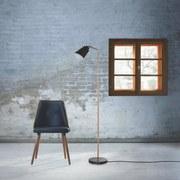 Stojaca Lampa Swing - čierna/farby medi, Moderný, kov (35/23/137cm) - MÖMAX modern living