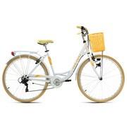 Citybike Citybike 28'' Cantaloupe 504c - Basics, Metall (180/70cm)