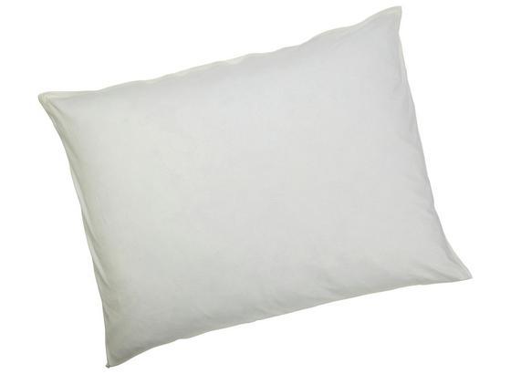 Kissenhülle Antoinette 70x90 cm - Naturfarben, KONVENTIONELL, Textil (70/90cm) - Ombra