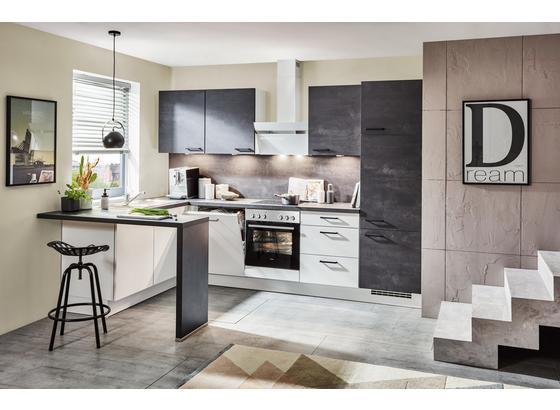 Vstavaná Kuchyňa Santiago - Basics (165/295cm)