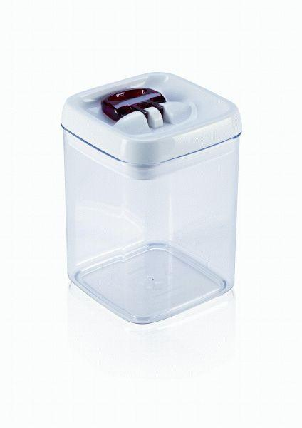 Vorratsdose 1,2 Liter - KONVENTIONELL, Kunststoff (13/13/18cm) - Leifheit