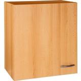 Küchenoberschrank Nano  B: 50 cm Buche Dekor - Buchefarben, MODERN, Holzwerkstoff (50/54/32cm) - MID.YOU