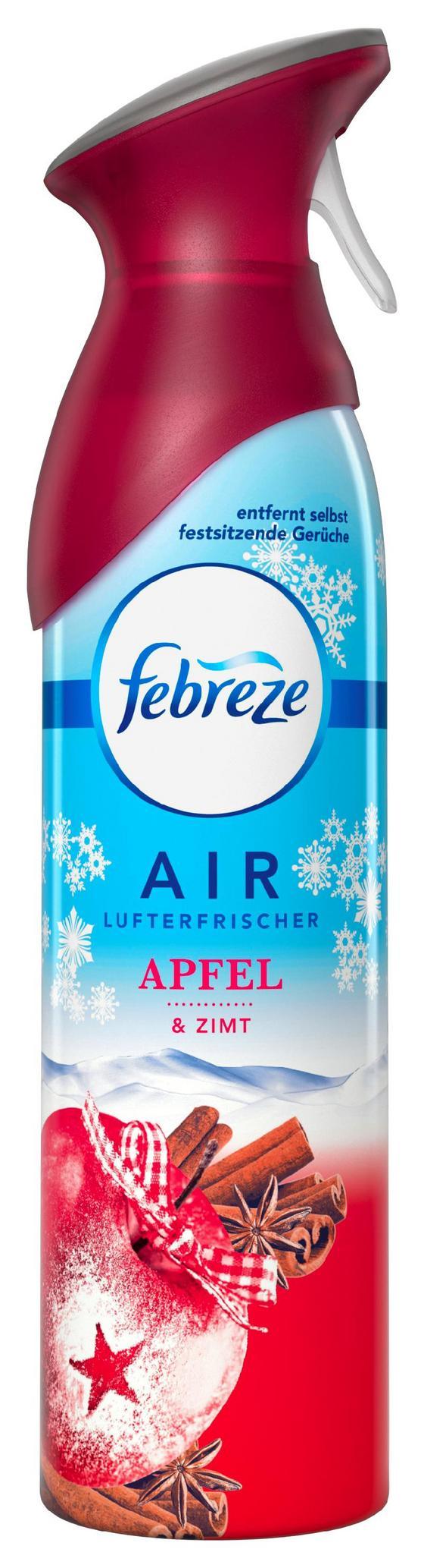 Lufterfrischer Febreze Apfel-zim - Basics (6,4/24,5/5,9cm)