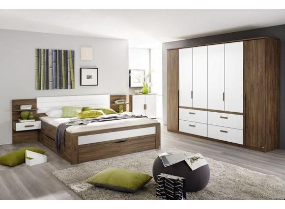 Posteľ Bernau 180x200cm - Moderný, kompozitné drevo (180/200cm)