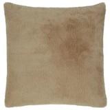 Fellkissen Oliva - Braun, ROMANTIK / LANDHAUS, Textil (45/45cm) - James Wood