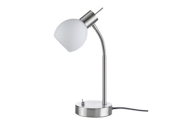 Led Stolová Lampa Samuel V: 34cm, 3 Watt - Konvenčný, kov/sklo (21,7/1,2/34cm) - Mömax modern living