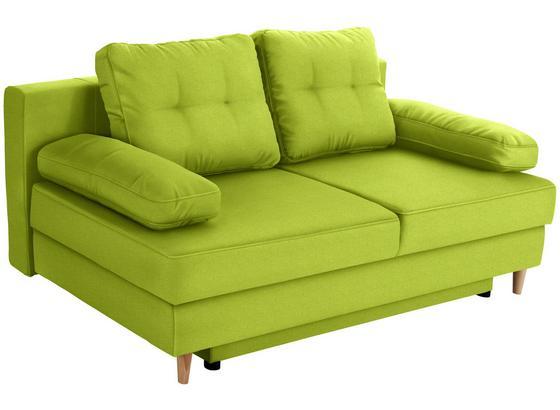 Pohovka S Rozkladom Mix It 1 Š: 200 Cm - zelená/mätovozelená, Štýlový, textil (200/92/96cm) - Luca Bessoni
