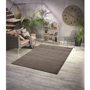 Hochflorteppich Super Soft 140x200 - Braun, MODERN, Textil (140/200cm)