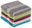 Handtuch Anke - Petrol, Basics, Textil (50/100cm) - Luca Bessoni