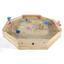 Sandkasten Plum 117x117 cm Fichte - Fichtefarben, Basics, Holz (177/177/23cm)