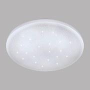 LED-Deckenleuchte Frania-S - Weiß, MODERN, Kunststoff/Metall (22/5,5cm)
