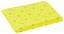 Bodentuch Extra Soft - Gelb, KONVENTIONELL, Textil (19.5/30/2.5cm) - Vileda
