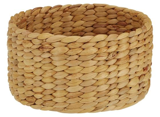 Dekoschale Gawan  S - Naturfarben, KONVENTIONELL, Naturmaterialien (20/10cm) - Ombra