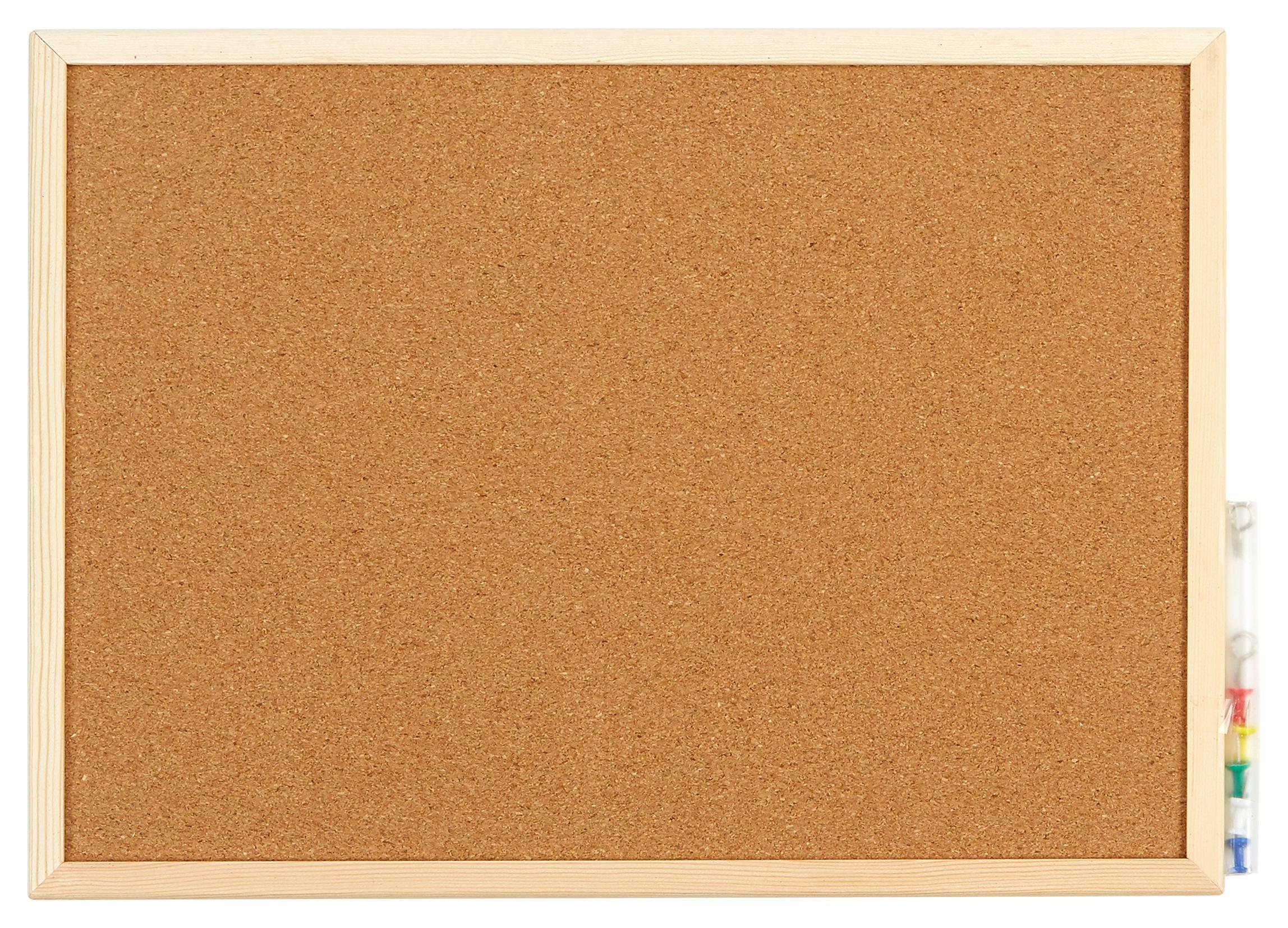 Üzenőtábla 166036 - barna, konvencionális, fa (30/40cm)