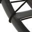 Holywoodska Houpačka Piero - tmavě šedá, Moderní, kov/textil (212/180/180cm) - Modern Living