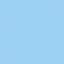 Wandfarbe 2,5 Liter Himmelblau - Hellblau (2,5l) - Dulora