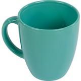 Kávésbögre Fiorella - lila/világosszürke, konvencionális, kerámia (0,325l) - OMBRA
