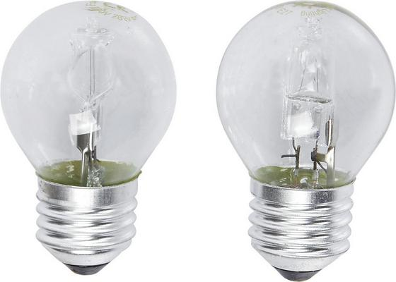 Leuchtmittel Doppelpackung - Klar, KONVENTIONELL (4,5/7,5cm)