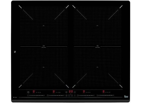 Indukčná Varná Doska Izf 6424 - čierna, kov/sklo (60/5/51cm) - Teka