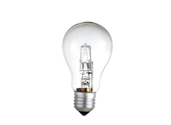 Žiarovka Gilbert 2 Ks/balenie - číra, Konvenčný (6/10.7cm)