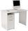 Schreibtisch Palermo - Weiß, MODERN, Holzwerkstoff (110/74/60cm)