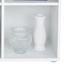 Regal Carlo Clr02 - Weiß/Grau, MODERN, Holzwerkstoff (105,5/107,3/35,5cm)