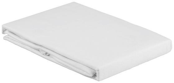 Matracová Podložka Manuel -ext- - biela, textil (160/200cm) - Mömax modern living