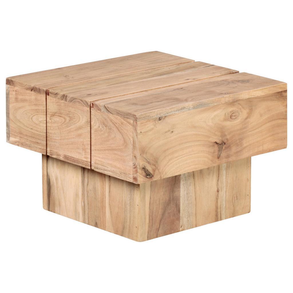 Prístavný stolík sira Z Dreva Akácie